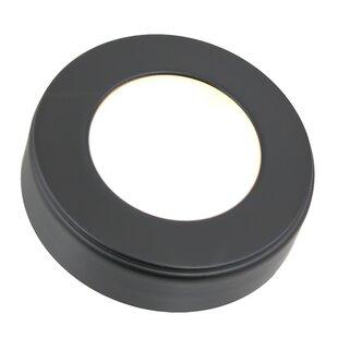 American Lighting LLC Omni LED Under Cabinet Puck Light Kit