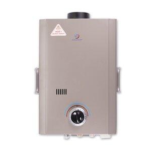 Eccotemp Systems LLC Eccotemp 1.7 GPM Portable Liquid Propane Tankless Water Heater
