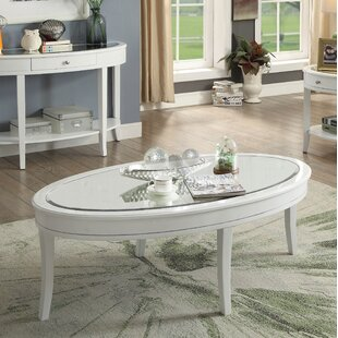 Winston Porter Kimberlin 2 Piece Coffee Table Set