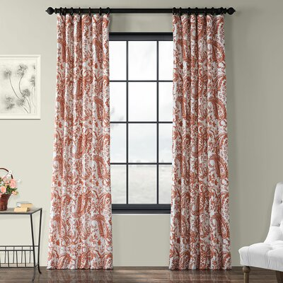95 Inch And 96 Inch Brown Curtains Amp Drapes You Ll Love In