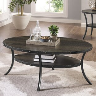 Haysi 2 Piece Coffee Table Set by Greyleigh