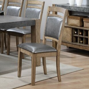 Liska Upholstered Dining Chair (Set of 2) 17 Stories