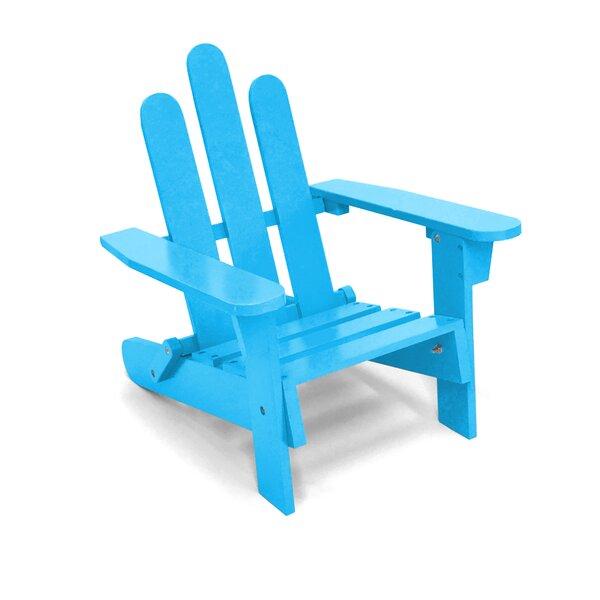 sc 1 st  Wayfair & Zoomie Kids Simone Kids Adirondack Chair u0026 Reviews | Wayfair