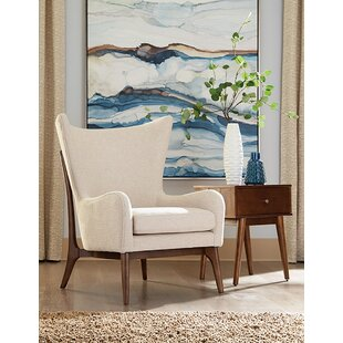 Janell Wingback Chair