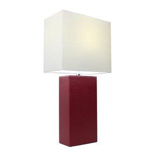 Cherry Wood Table Lamp Wayfair