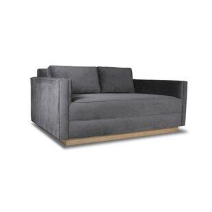 Orren Ellis Picariello Plush Deep Sofa