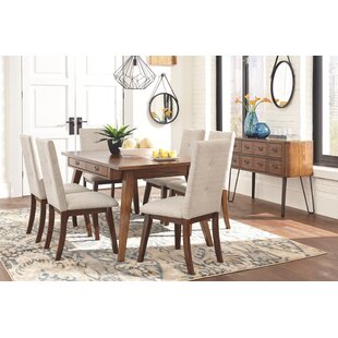 Escoto 7 Piece Dining Set Corrigan Studio