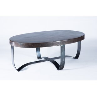 17 Stories Maleah Strap Coffee Table