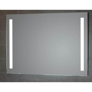 Compare Simply LED Lighted Bathroom Wall Mirror By WS Bath Collections