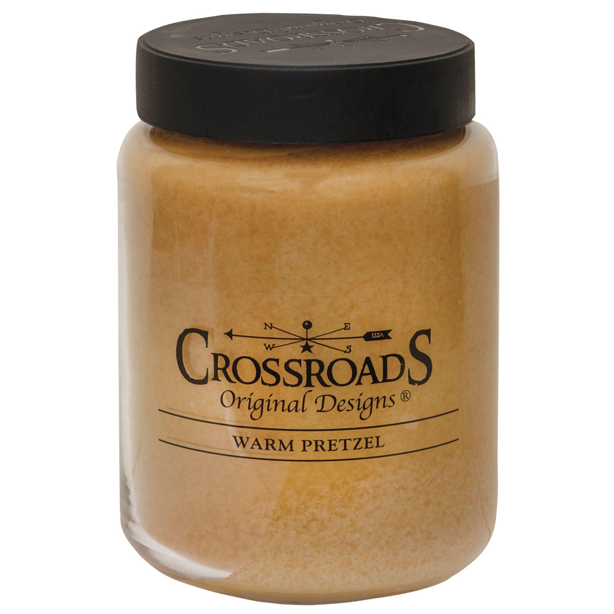 Cwi Gifts Warm Pretzel Scented Jar Candle Wayfair