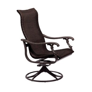 Ravello Swivel Patio Dining Chair