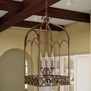 McDaniel 3-Light Foyer Pendant by Darby Home Co