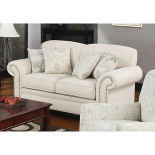 Hearon Loveseat by Alcott Hill 2019 Coupon