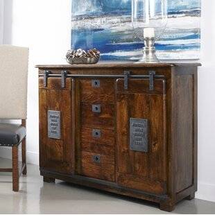 Guglielmo 2 Door 4 Drawer Sideboard Williston Forge