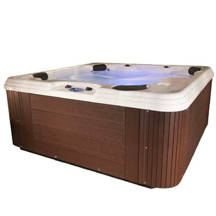 Essential Spas Endeavor 6-Person 100 Jet Spa