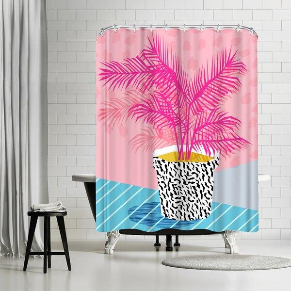 East Urban Home Wacka Designs No Can Do Single Shower Curtain Wayfair