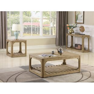 Online Reviews Girardi 2 Piece Coffee Table Set By August Grove