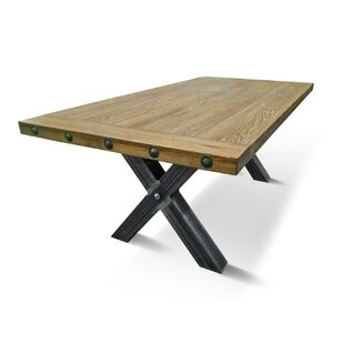 Percy Solid Wood Dining Table