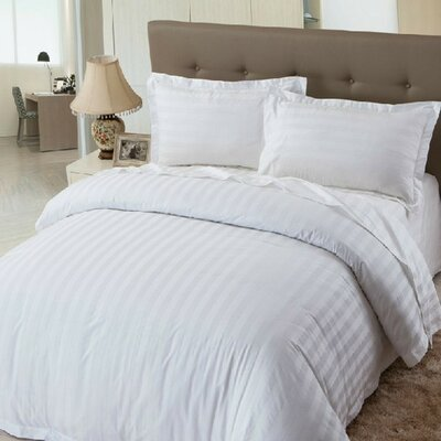 Alcott Hill Kiger 400 Thread Count Sheet Set Size: King