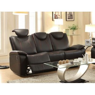 Inexpensive Lerch Reclining Sofa by Red Barrel Studio Reviews (2019) & Buyer's Guide