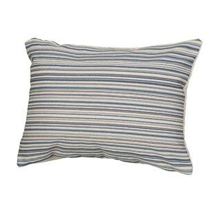 Benat Stripe Lumbar Pillow