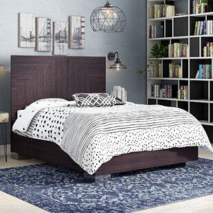 Pearce Panel Bed by Brayden Studio