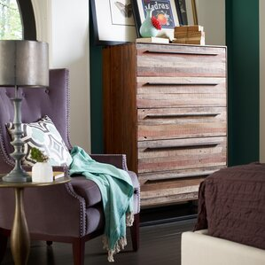 Emile 5 Drawer Chest by Design Tree Home