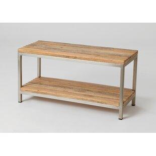 Review Atakent Wood Storage Bench
