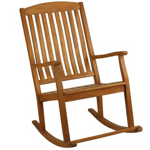 Rosecliff Heights Peninsula Rocking Chair