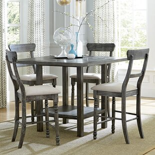 Sandown Counter Height Dining Table by Three Posts