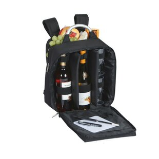 Wine and Cheese Backpack