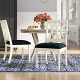 Blumer Upholstered Dining Chair (Set of 2) by Willa Arlo Interiors