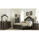 Fessler King Standard 4 Piece Bedroom Set by Astoria Grand