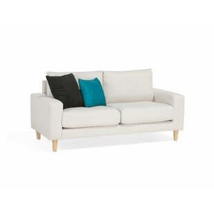 Shop SaintCroix Loveseat by 17 Stories