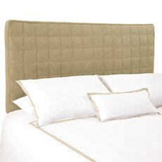 Top Reviews Tribeca Inflatable Headboard in Taupe by Backdrop