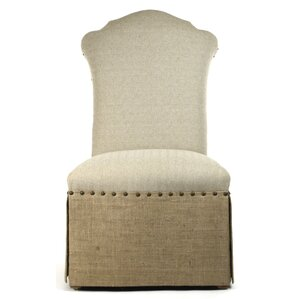 Upholstered Dining Chair by Zentique Inc.