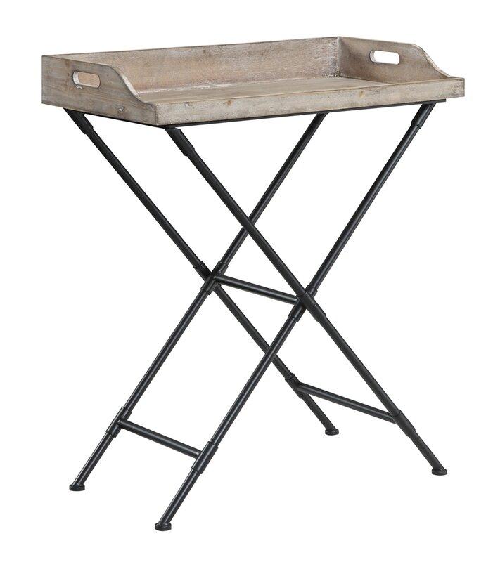 edgewood folding tray table