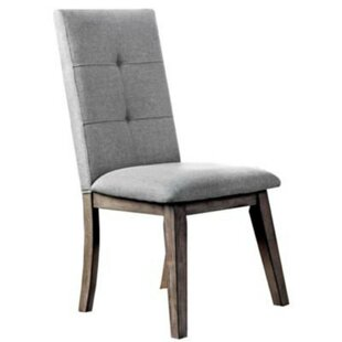 Dunagan Upholstered Dining Chair (Set Of 2) by Gracie Oaks No Copoun