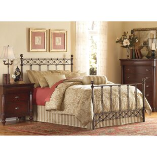 Cecilia California King Panel Bed