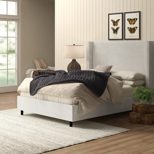 Sanford Upholstered Panel Bed by Laurel Foundry Modern Farmhouse