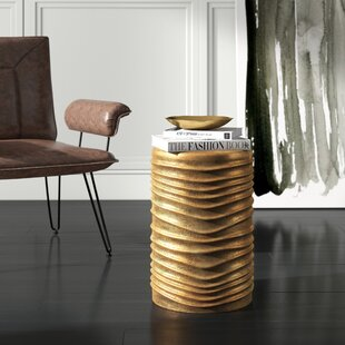 Kutcher Accent Stool by Mercury Row