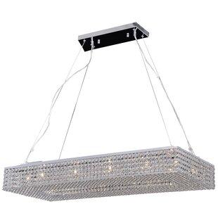 Launcest 1-Light LED Pendant by Everly Quinn
