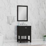Warburton 24 Single Bathroom Vanity Set by Darby Home Co
