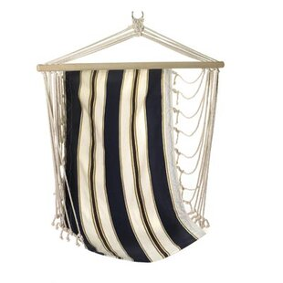 Zingz & Thingz Nautical Stripes Cotton Chair Hammock