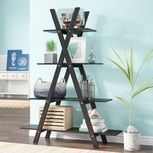 Stoneford Etagere Bookcase by Beachcrest Home Best
