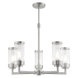 Orren Ellis Meilani 5-Light Candle Style ..