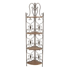Metal and Wood Rack by Col..