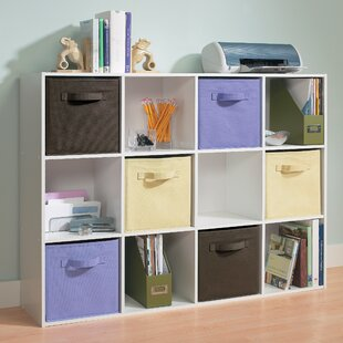 Cubicals Cube Bookcase by ClosetMaid