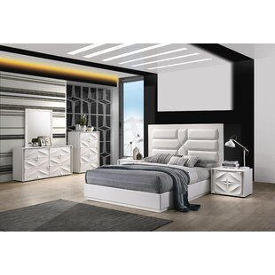 Amsterdam Sleigh Configurable Bedroom Set