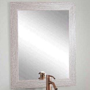 Bargain Farmhouse Barnwood Wall Mirror ByBrandt Works LLC